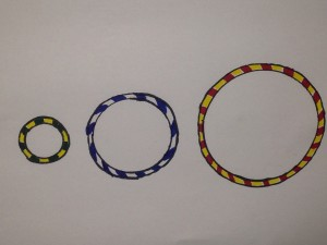 Hula hooping for beginners, choosing the right hula hoop size
